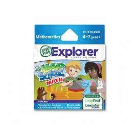 LeapFrog LeapSchool Maths Game