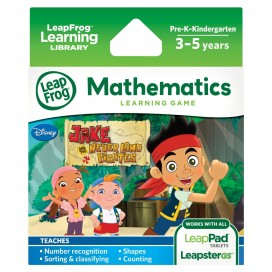 LeapFrog Jake and the Never Land Pirates Game