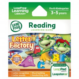 LeapFrog Letter Factory Game