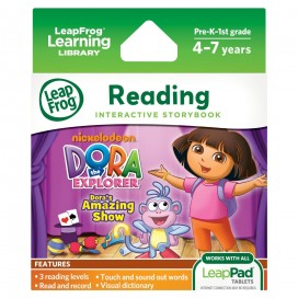 LeapPad Dora the Explorer Ultra eBook Game