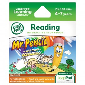 LeapFrog Ultra eBook Cartridge: Mr Pencil Game
