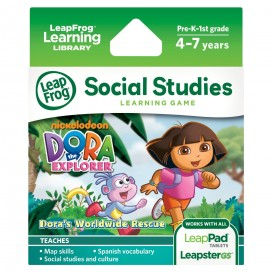 LeapPad Dora the Explorer Game