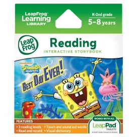 LeapPad SpongeBob Game