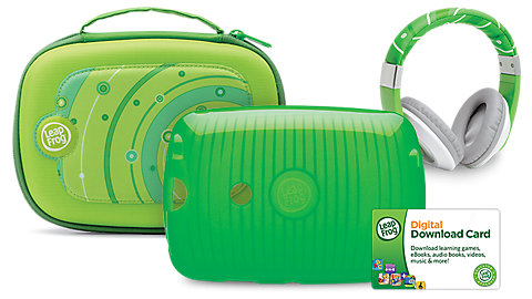 LeapPad3 Accessories Bundle - Green